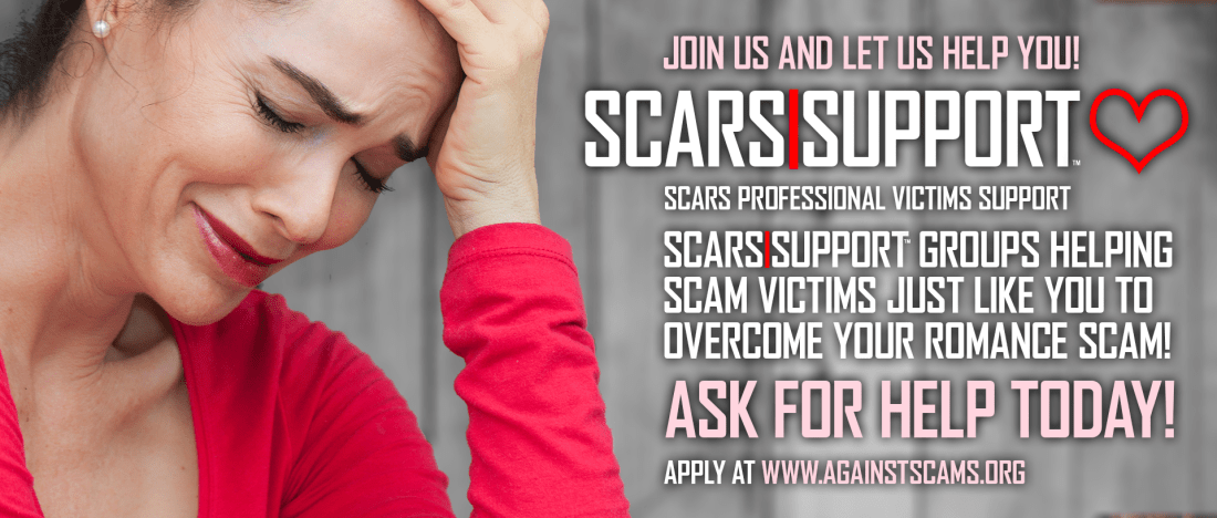 Join A SCARS|SUPPORT Group To Help You Recover