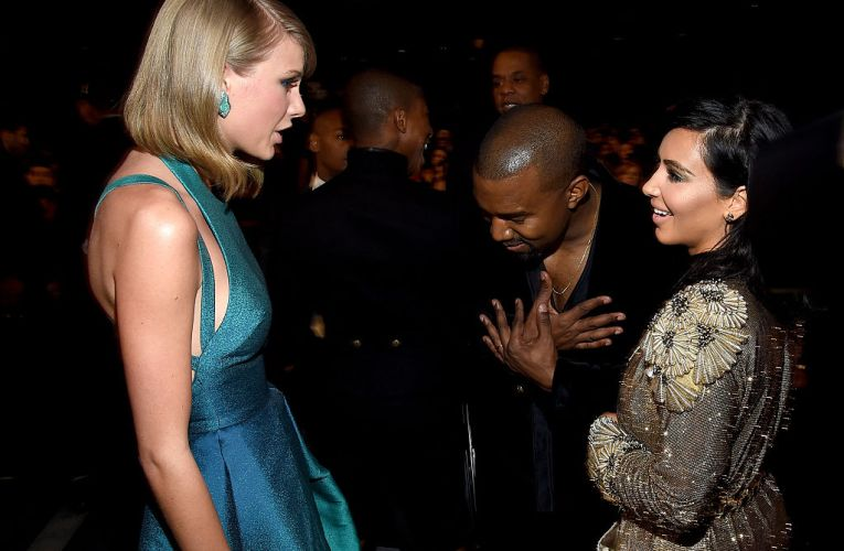 Cat Fight: Kim K Rips Taylor Swift As Feud With Kanye West Resurfaces; Swift's Rep Chops Back