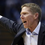 Gonzaga's Mark Few cited for DUI in Idaho after .120 breath test