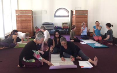 Introduction to Yoga Teacher Training