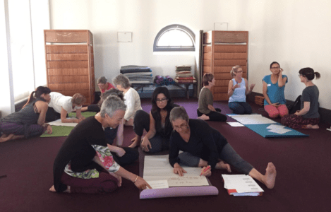 2018 Yoga Teacher Training
