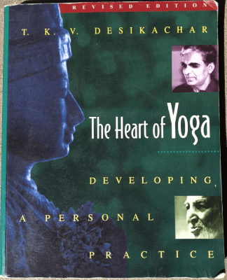 The Heart of Yoga: A home Yoga practice