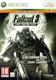 Fallout 3 Broken Steel and Point Lookout Xbox360