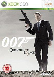 James Bond 007 Quantum Of Solace Xbox360