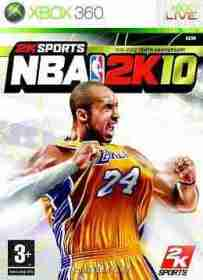 NBA 2K10 Xbox360
