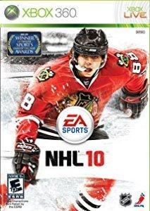 NHL 10 Xbox360