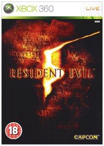 Resident Evil 5 Xbox360