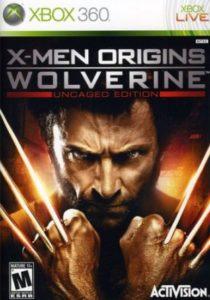 X-Men Origins Wolverine Xbox360