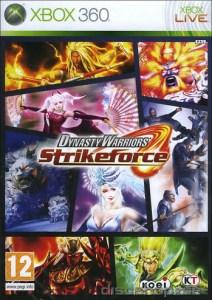 Dynasty Warriors Strikeforce Xbox360