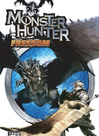 Monster Hunter Portable PSP