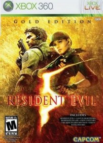 Resident Evil 5 Gold Edition Xbox360