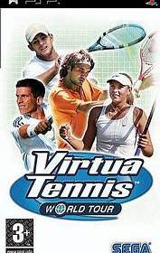 Virtua Tennis World PSP