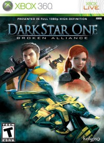 Darkstar One Broken Alliance Xbox360