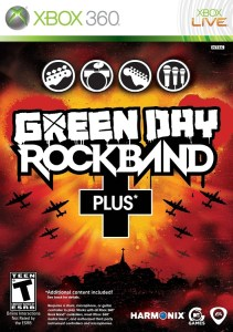 Green Day Rock Band Xbox360