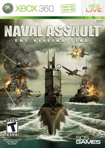 Naval Assault The Killing Tide Xbox360