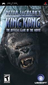 Peter Jacksons King Kong PSP