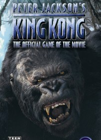 Peter Jacksons King Kong PSP