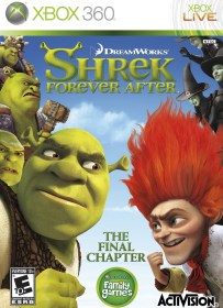 Shrek Forever After Xbox360