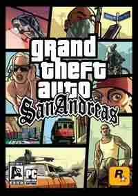 Grand Theft Auto San Andreas European PC