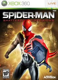 Spiderman morphing for shattered dimensions game key artwork