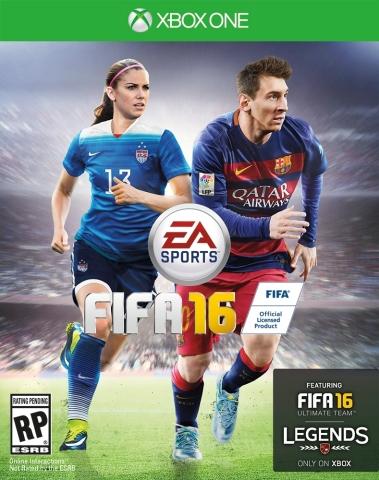 FIFA 16 Morgan