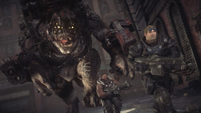 Gears of War Brumak