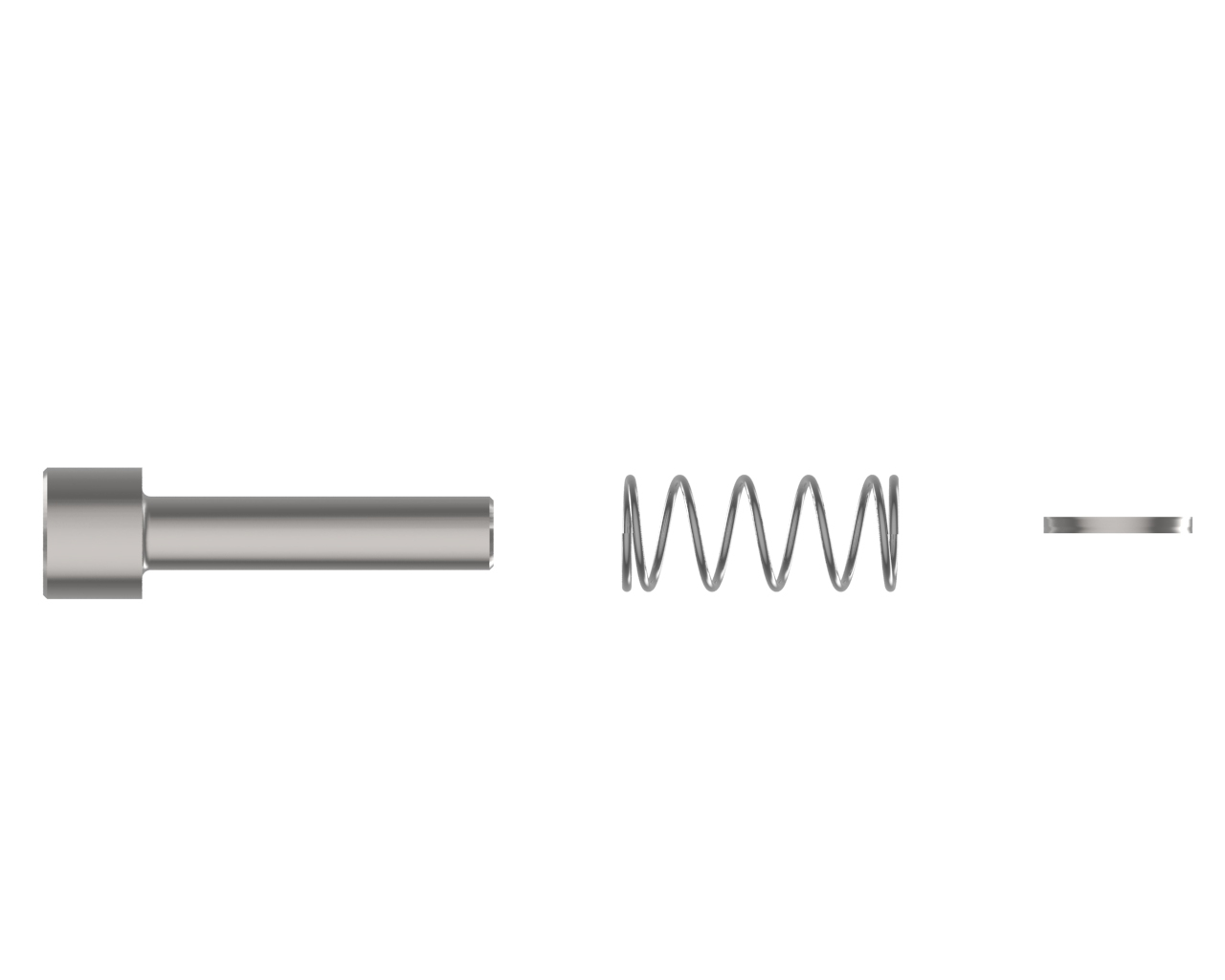 Lock Yoke Repair Kit Metric