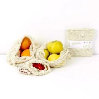 Reusable fruit and veggies bags
