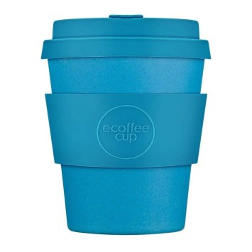 Use less plastic - reusable coffee cup