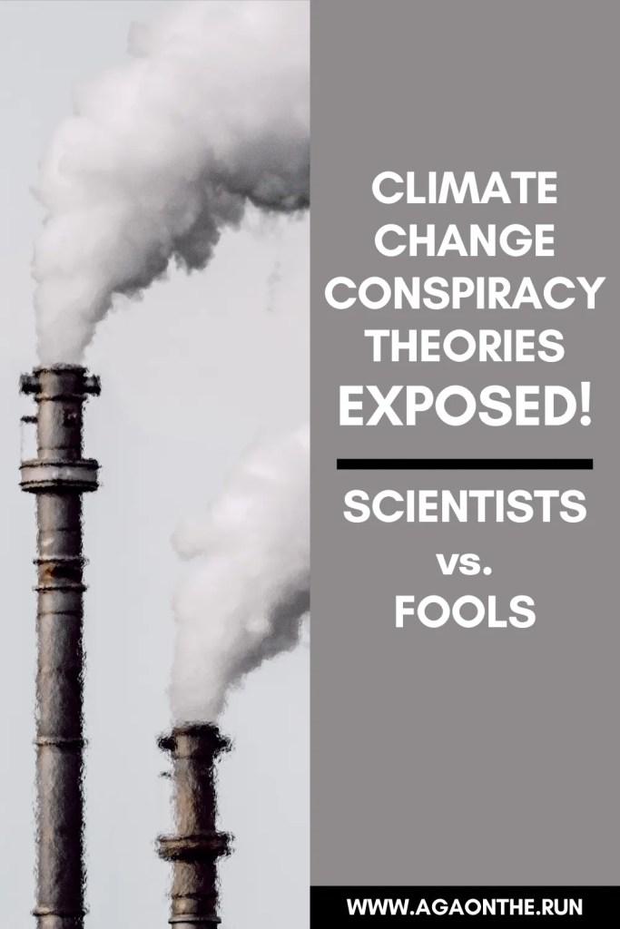 Climate change scientists vs fools