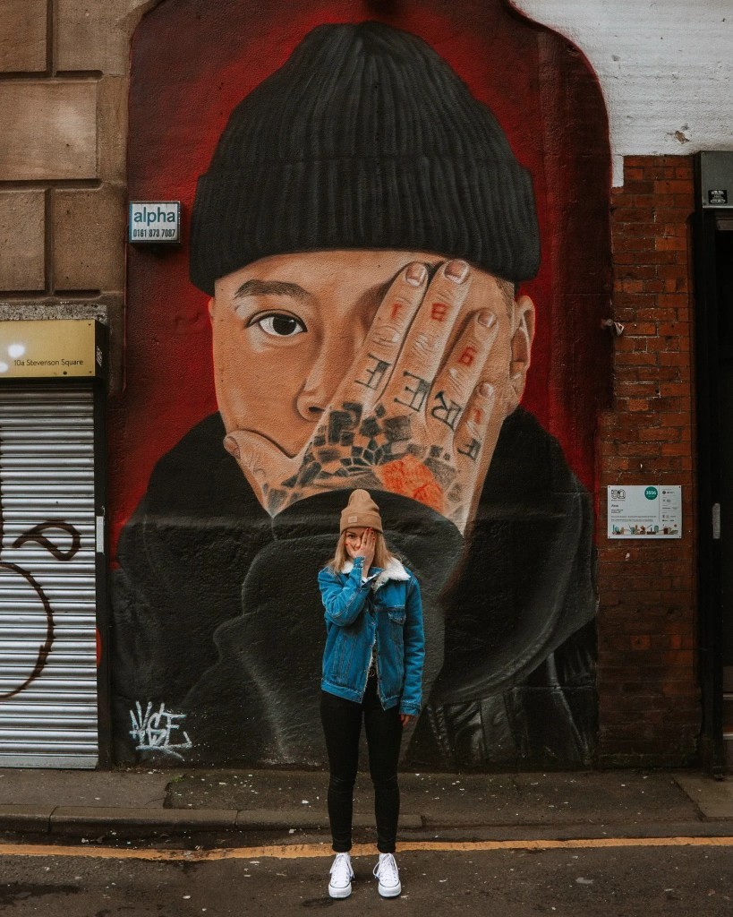 Photo locations in Manchester