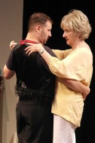 Olin Meadows & Joan Baker. Photo by Jody Freeman.