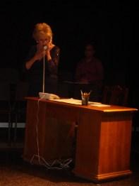 Joan Baker. Photo by Jeff Knoll.