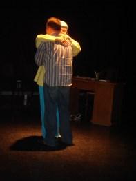 Olin Meadows & Joan Baker. Photo by Jeff Knoll.