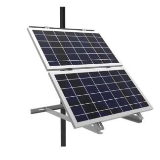 Solar Panel Racks and Poles
