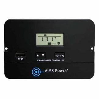 Flush mount 10 amp solar charge controller