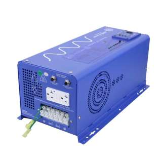 12 VDC to 120 VAC Inverter Charger 3000w