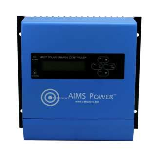 AIMS 30 AMP Solar Charge Controller 12/24 VDC MPPT