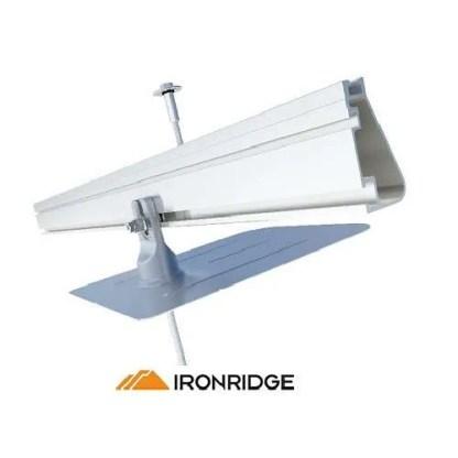 IronRidge XR Solar Flush Mount Systems for Roofs