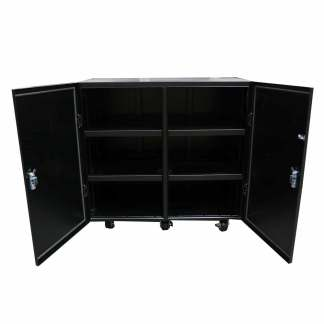 Aims Battery Cabinet – Industrial Grade – Fits up to 12 Batteries