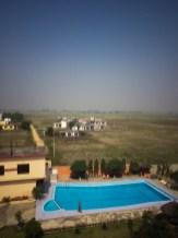 Nepalgunj hotel view