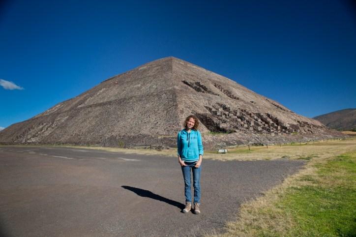 Teotihuacan!