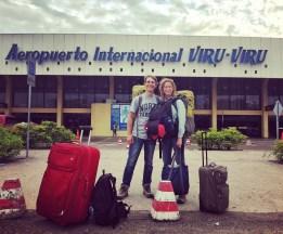 "Goodbye Bolivia, we are finally headed ""home""!"