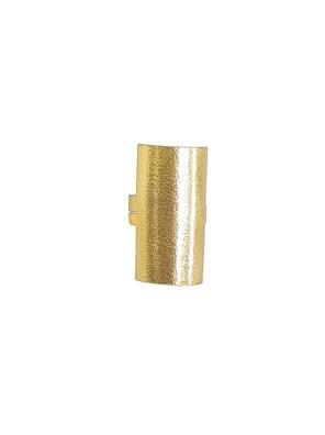 Χειροποίητο δαχτυλίδι από ορείχαλκο. Minimal όμορφο δαχτυλίδι σε κυλινδρικό σχήμα. Όλα τα κοσμήματα Agapi concept μένουν αναλλοίωτα αφού έχουν εμβαπτιστεί σε ειδικά βερνίκια. Ρυθμιζόμενη γάμπα για όλα τα μεγέθη. Τα δαχτυλίδια είναι από τα πολύ αγαπημένα κοσμήματα για τις γυναίκες, αφού έχουν το πλεονέκτημα να είναι ορατά ανά πάσα στιγμή και να στολίζουν όμορφα τα χέρια. Επιλέξτε αυτό που ταιριάζει καλύτερα στην προσωπικότητα σας και απογειώστε όλα σας τα outfit.