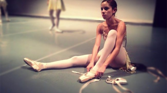 Una función muy especial de ballet