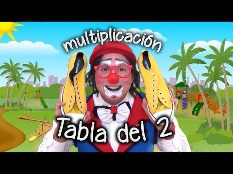 Multiplicación: Tabla del 2