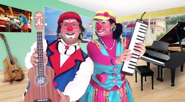 Tipos de instrumentos musicales para niños