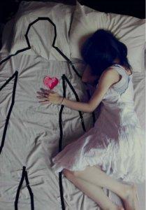 Одиночество и тоска по любимому