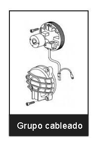 motor kart puma 64 grupo de cableado