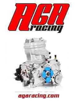 nuevo modelo motor X30 completo 2020 AGA Racing tienda karting